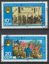 2426-2427 philat. Stempel (DDR)