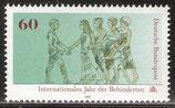 1083 postfrisch  (BRD)