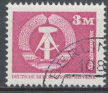 DDR 2633 philat. Stempel (2)