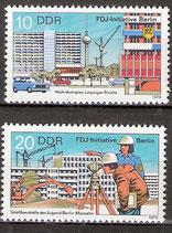 2424-2425 postfrisch (DDR)