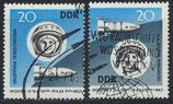 DDR 970-971   philat. Stempel