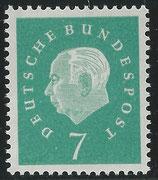 302   postfrisch  (BRD)