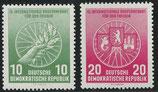 521-522 postfrisch (DDR)