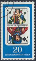 DDR 1300 philat. Stempel