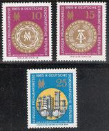 1090-1092 postfrisch (DDR)