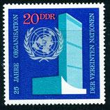 1621 postfrisch (DDR)