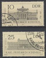 DDR 2619-2620  philat. Stempel