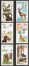 2270-2275 postfrisch (DDR)