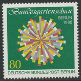 BERL 734  postfrisch