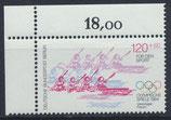 BERL 718 postfrisch mit Eckrand links oben