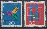 BRD 521-522 gestempelt (1)