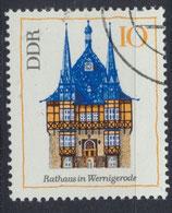 DDR 1379 philat. Stempel