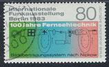 BERL 702 gestempelt