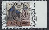 BRD 1611 gestempelt mit Bogenrand rechts