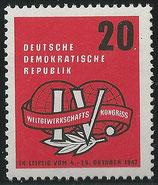 DDR 595 postfrisch