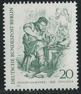 334  postfrisch  (BERL)