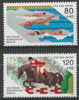 BERL 751-752  postfrisch