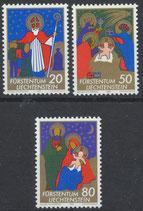 LIE 788-790  postfrisch