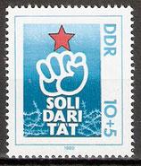 2548 postfrisch (DDR)