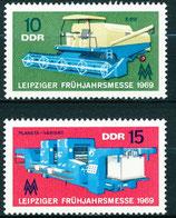 DDR 1448-1449 postfrisch