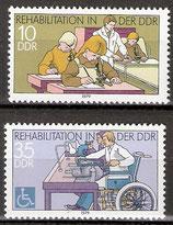 2431-2432 postfrisch (DDR)