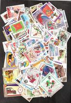 200 verschiedene Flaggen - Motivbriefmarken