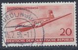 DDR 515 gestempelt