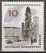 254  postfrisch  (BERL)
