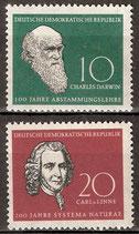631-632 postfrisch (DDR)
