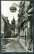 55422   (W-6533)   Bacharach   -Blücherstraße mit Steeger Tor-   (PK-00466)