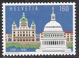 1442 postfrisch (CH)
