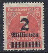 DR 312 A postfrisch