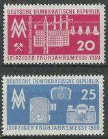 678-679 postfrisch (DDR)