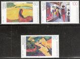 1617-1619 postfrisch (BRD)
