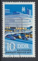 DDR 2250  philat. Stempel