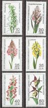 2135-2140 postfrisch (DDR)