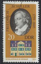 DDR 1858   philat. Stempel