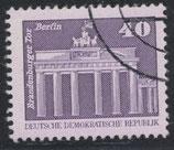 DDR 2541  philat. Stempel (2)