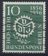 BERL 138 gestempelt