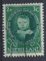 NL 667 gestempelt