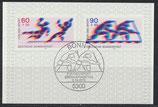 BRD 1009-1010   mit Ersttagsonderstempel