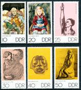 1607-1612 postfrisch (DDR)