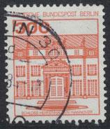 BERL 677 A gestempelt