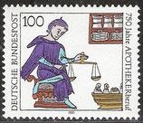 1490 postfrisch (BRD)
