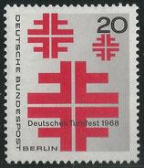 321  postfrisch  (BERL)