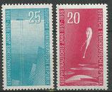 616-617 postfrisch (DDR)