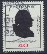 BRD 809 gestempelt (2)