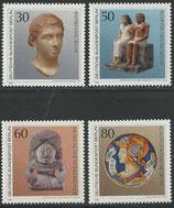 BERL 708-711  postfrisch