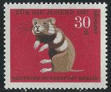 301 (Mi. Nr.) postfrisch (BERL)