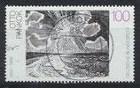 BRD 1657 gestempelt